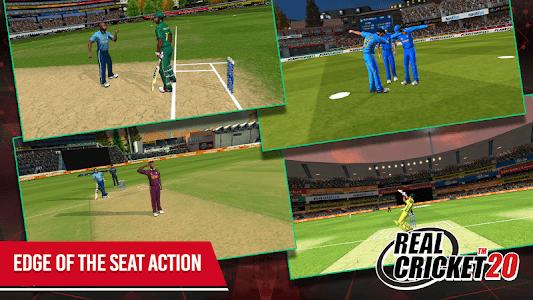 Real Cricket ক্রিকেট গেম
