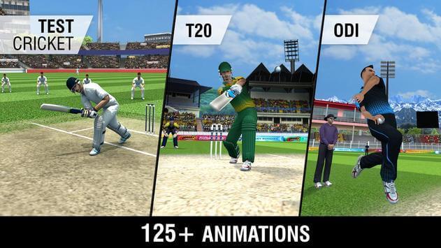World Cricket ক্রিকেট গেম