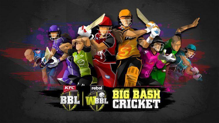 Big Bash Cricket ক্রিকেট গেম